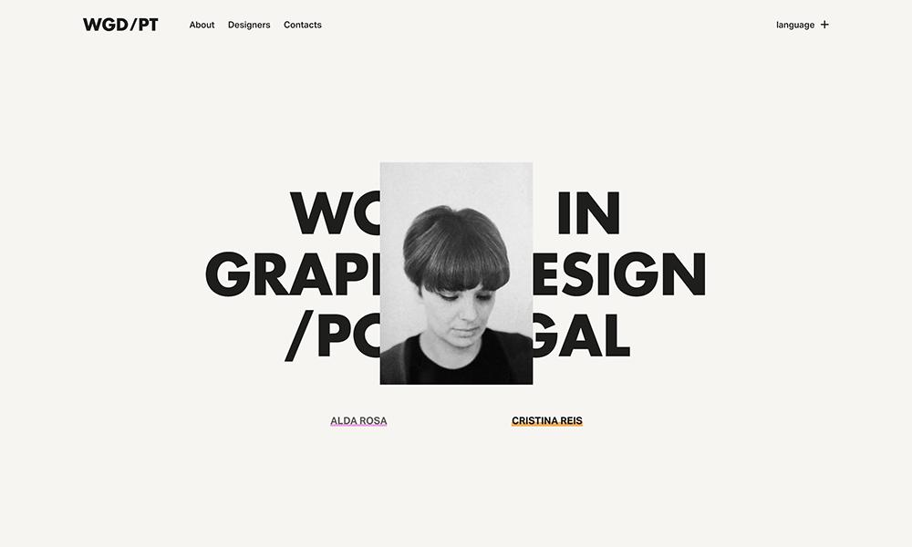 Women in Graphic Design / Portugal